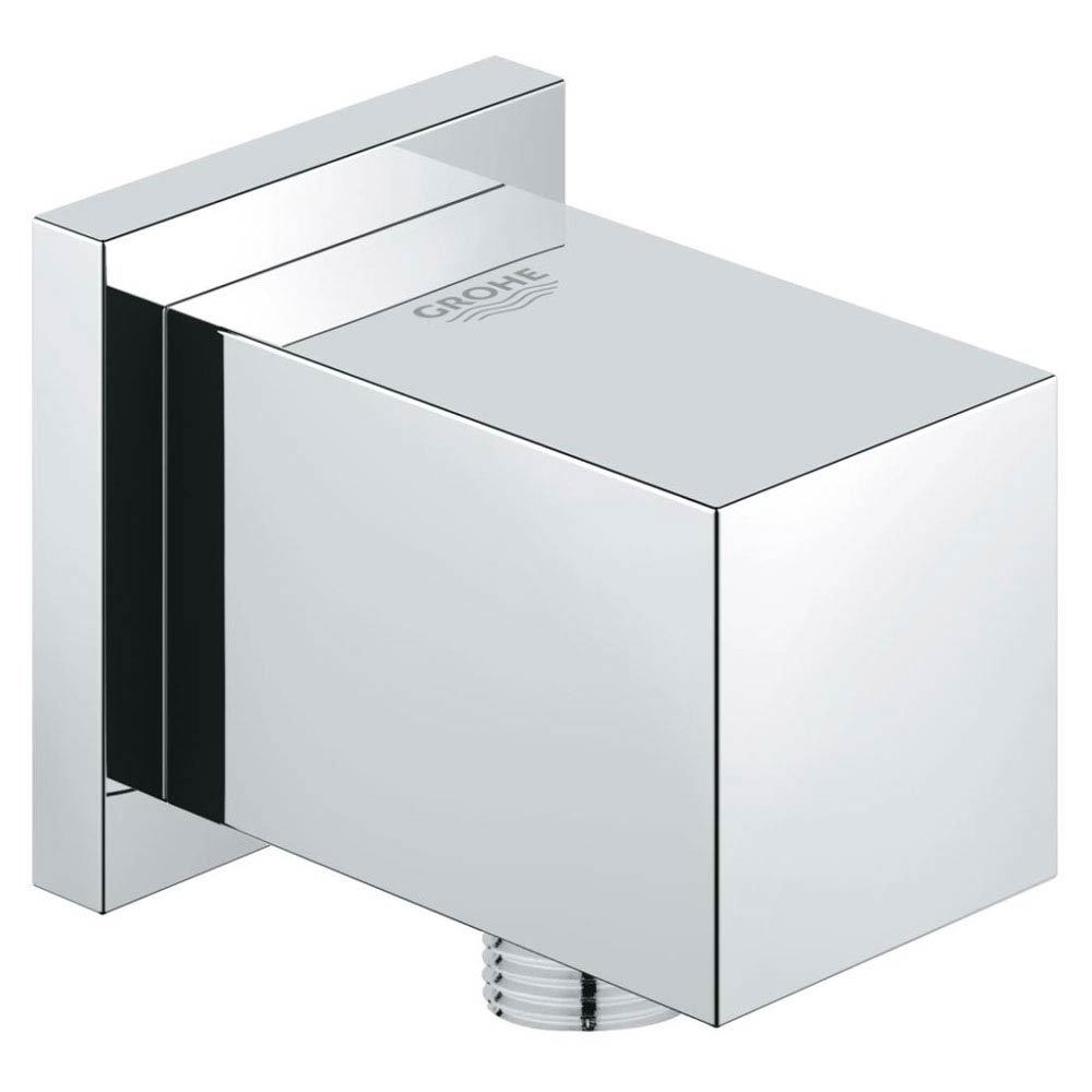 Grohe Euphoria Cube Shower Outlet Elbow - 27704000 Large Image