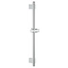 Grohe Power + Soul Shower Rail 600mm - 27784000 profile small image view 1