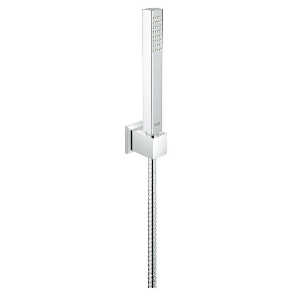 Grohe Euphoria Cube+ Stick Wall Mounted Shower Kit - 27889000 Large Image