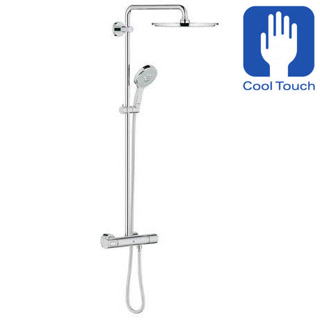 Grohe Rainshower System 310 Thermostatic Shower System - 27968000