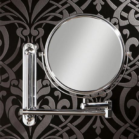 HIB Tila Double Arm Magnifying Mirror - 28200