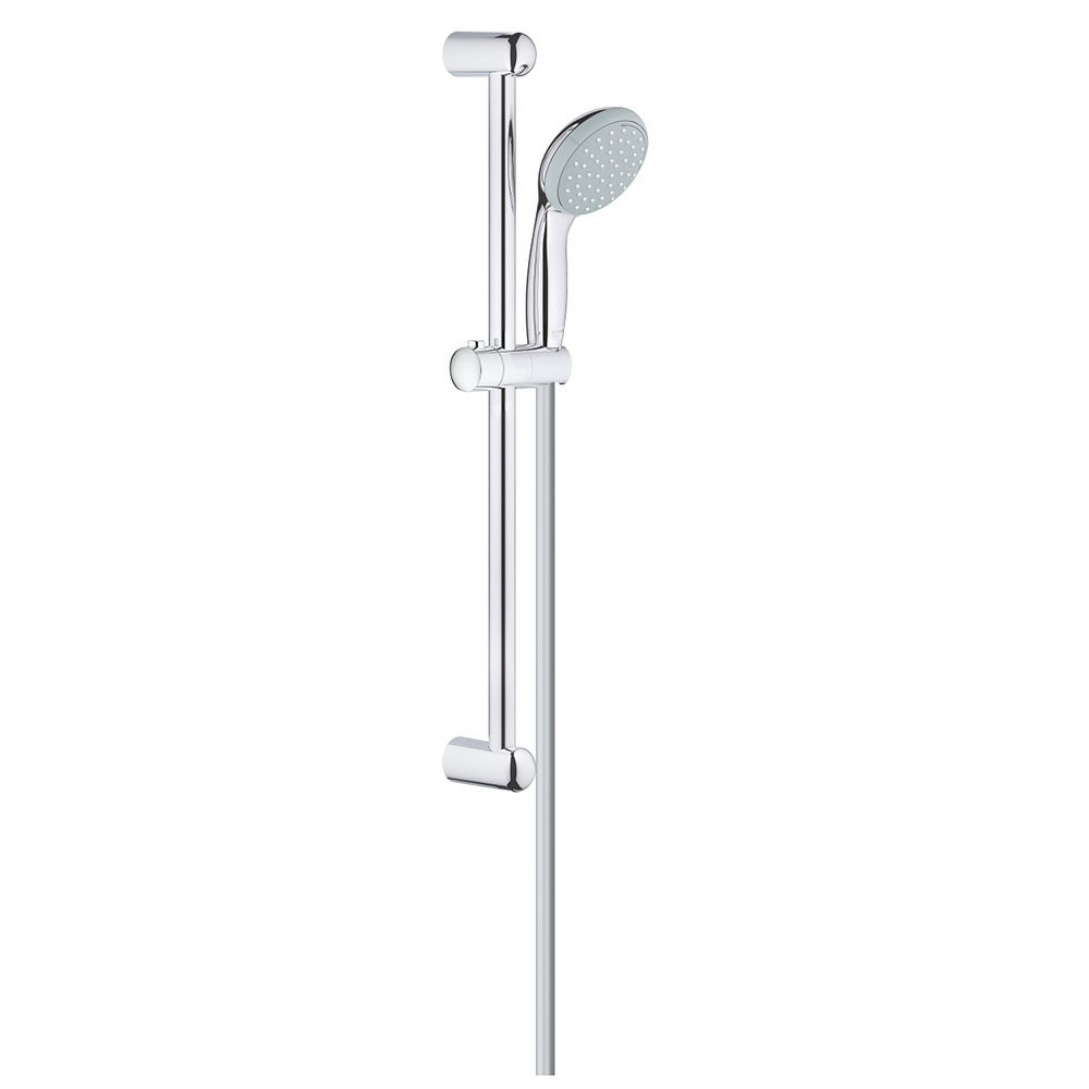 Grohe New Tempesta 100 2 Spray Shower Slider Rail Kit - 28438001 profile large image view 1