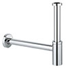"Grohe 1 1/4"" Round Basin Bottle Trap - 28912000 profile small image view 1"