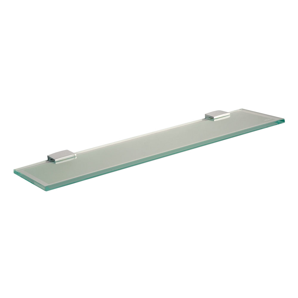 Miller - Classic 450mm Glass Shelf - 291221 Large Image