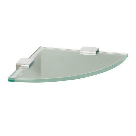 Miller - Classic Glass Corner Shelf - 292321