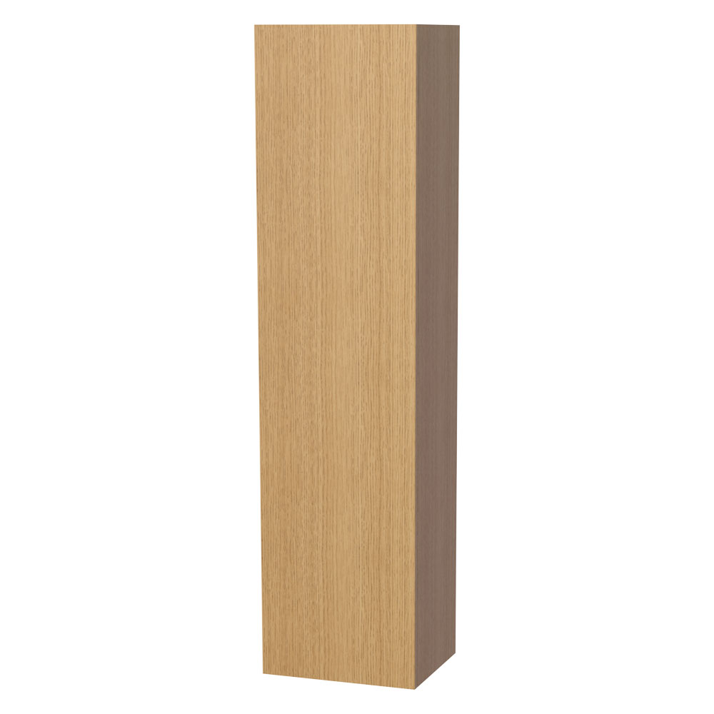 Miller - New York Tall Cabinet - Oak Large Image