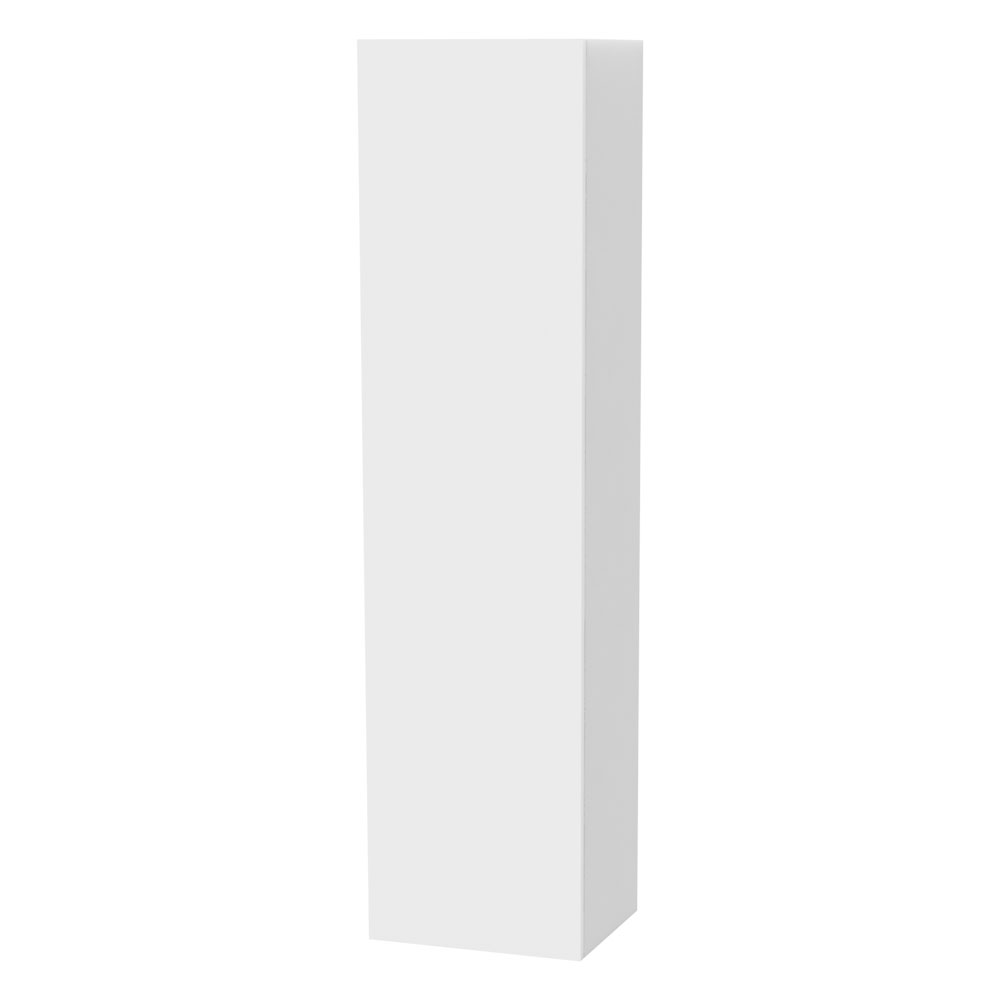 Miller - New York Tall Cabinet - White Large Image