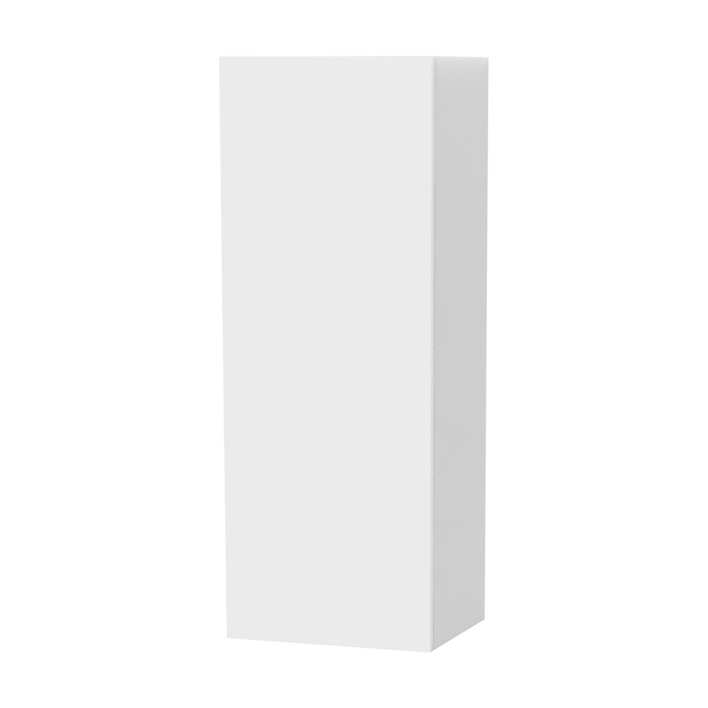 Miller - New York Storage Cabinet with Door Storage - White Large Image