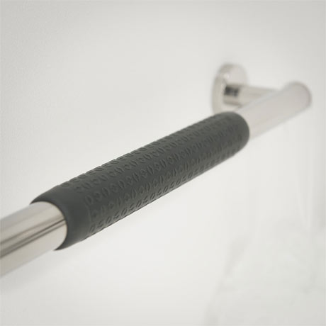 Coram Anti Slip Shower Grip - Grey - 297521046