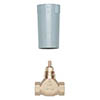 "Grohe Concealed Stop Valve 1/2"" - 29811000 profile small image view 1"