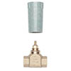 "Grohe Concealed Stop Valve 3/4"" - 29813000 profile small image view 1"