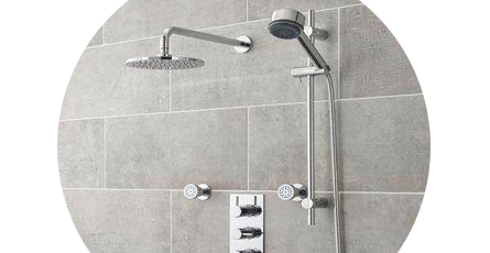 3 Outlet Shower | Victorian Plumbing