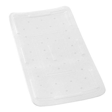 Wenko Florida Bath Mat - 90 x 36.5cm - White - 3010411100