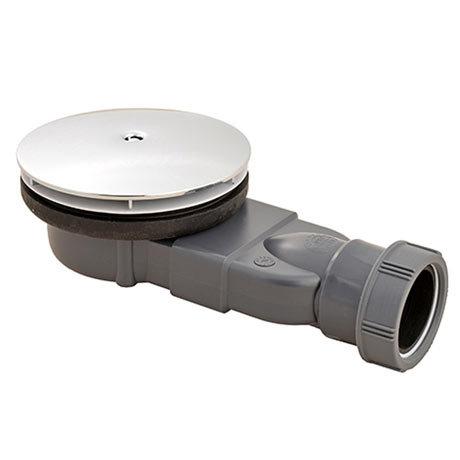 Wirquin Slim 90mm High Flow Shower Waste