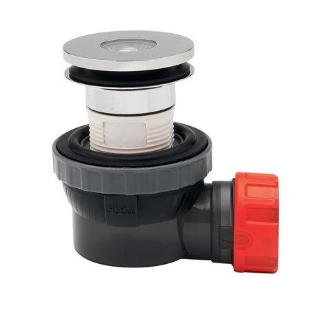 Wirquin Nano 6.7 Quick Clac Basin Waste & Trap