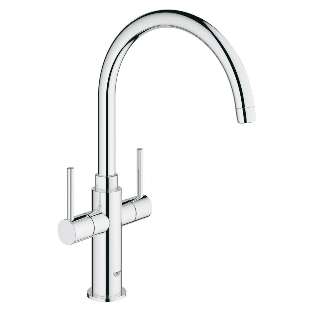 Grohe Ambi Cosmopolitan Kitchen Sink Mixer - 30190000 Large Image