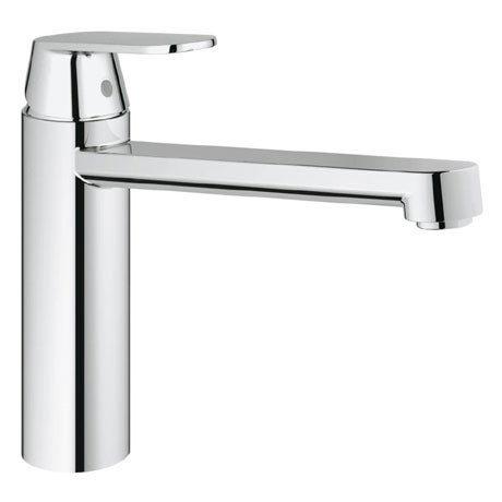 Grohe Eurosmart Cosmopolitan Kitchen Sink Mixer - Chrome - 30193000