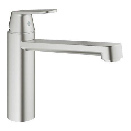 Grohe Eurosmart Cosmopolitan Kitchen Sink Mixer - SuperSteel - 30193DC0