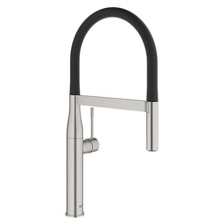 Grohe Essence Professional Kitchen Sink Mixer - SuperSteel - 30294DC0