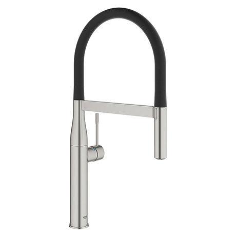 Grohe Essence Professional Kitchen Sink Mixer - SuperSteel - 30294DC0