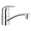 Grohe Swift Kitchen Sink Mixer Tap - 30333000 profile small image view 1