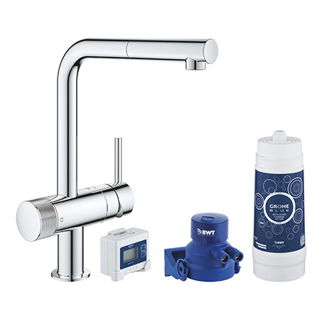 Grohe Blue Pure Minta Filtered Tap - 30382000