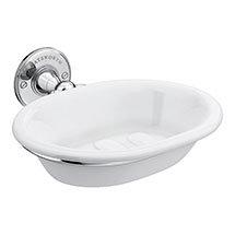 Chatsworth 1928 Traditional Soap Dish Holder Medium Image