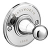 Chatsworth 1928 Traditional Robe Hook Small Image