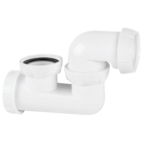 Wirquin SP602 Bath Trap with Swivel Outlet