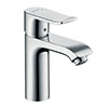 hansgrohe Metris Single Lever Basin Mixer 110 with Pop-up Waste - 31080000 profile small image view 1