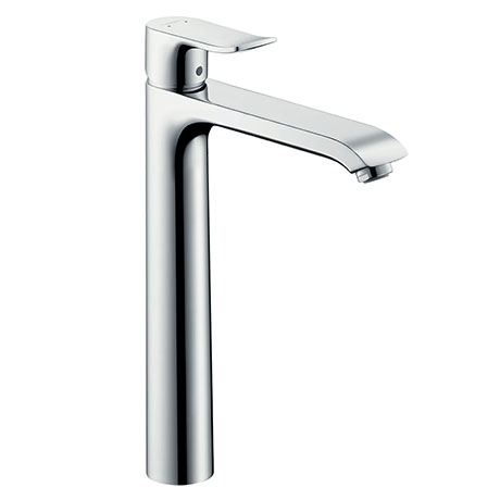 hansgrohe Metris Single Lever Basin Mixer 260 with Pop-up Waste - 31082000