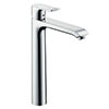 hansgrohe Metris Single Lever Basin Mixer 260 with Pop-up Waste - 31082000 profile small image view 1