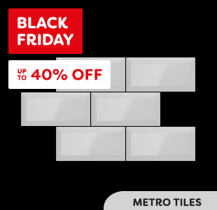 Metro tiles Black Friday