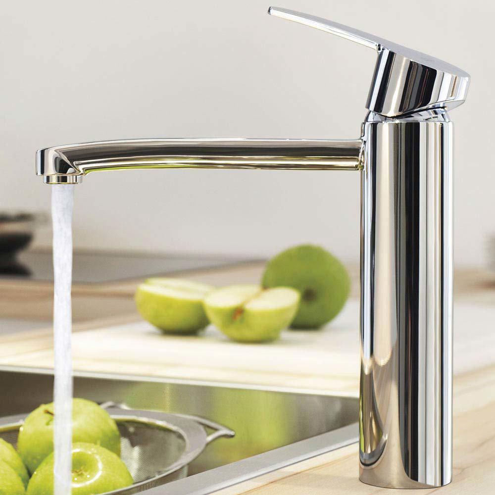 Grohe Eurostyle Cosmopolitan Kitchen Sink Mixer - 31124002  Feature Large Image