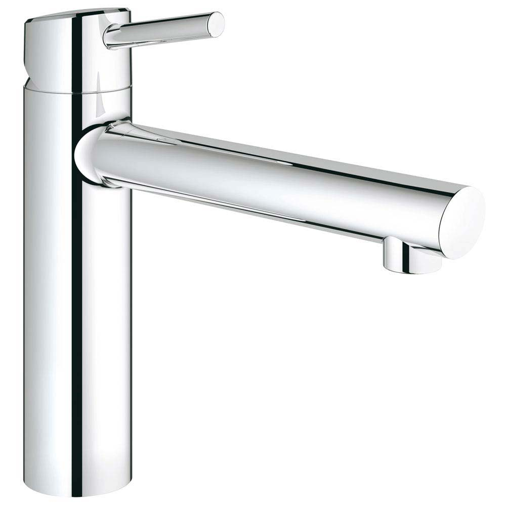 Grohe Concetto Kitchen Sink Mixer - Chrome - 31128001 Large Image