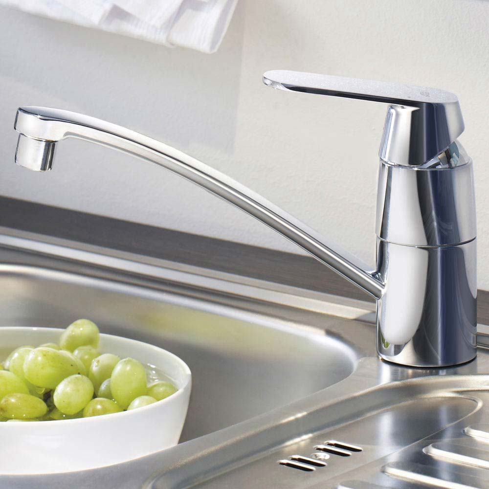 Grohe Eurosmart Cosmopolitan Kitchen Sink Mixer - 31179000  Profile Large Image