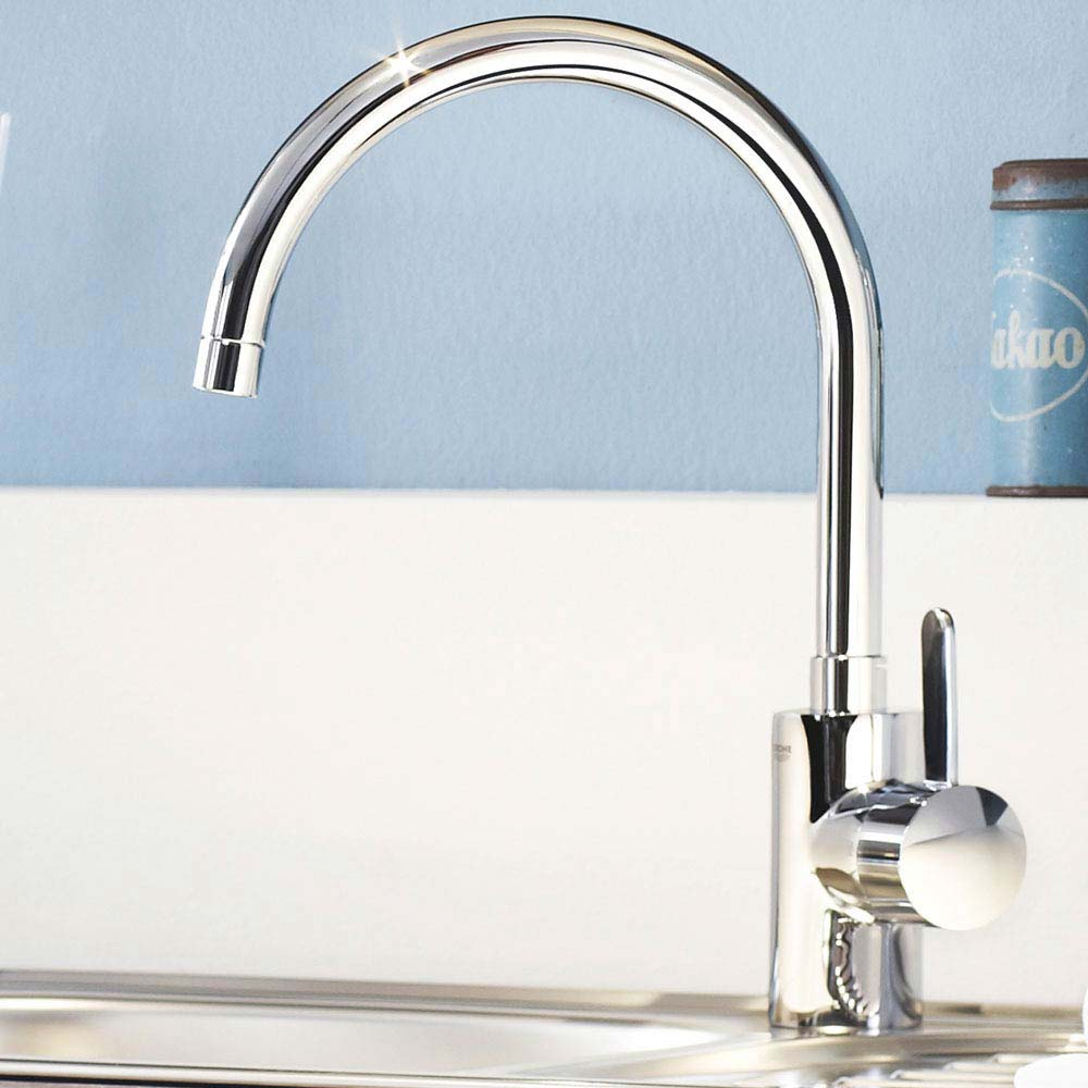 Grohe Eurosmart Cosmopolitan Kitchen Sink Mixer - 31180000  Feature Large Image