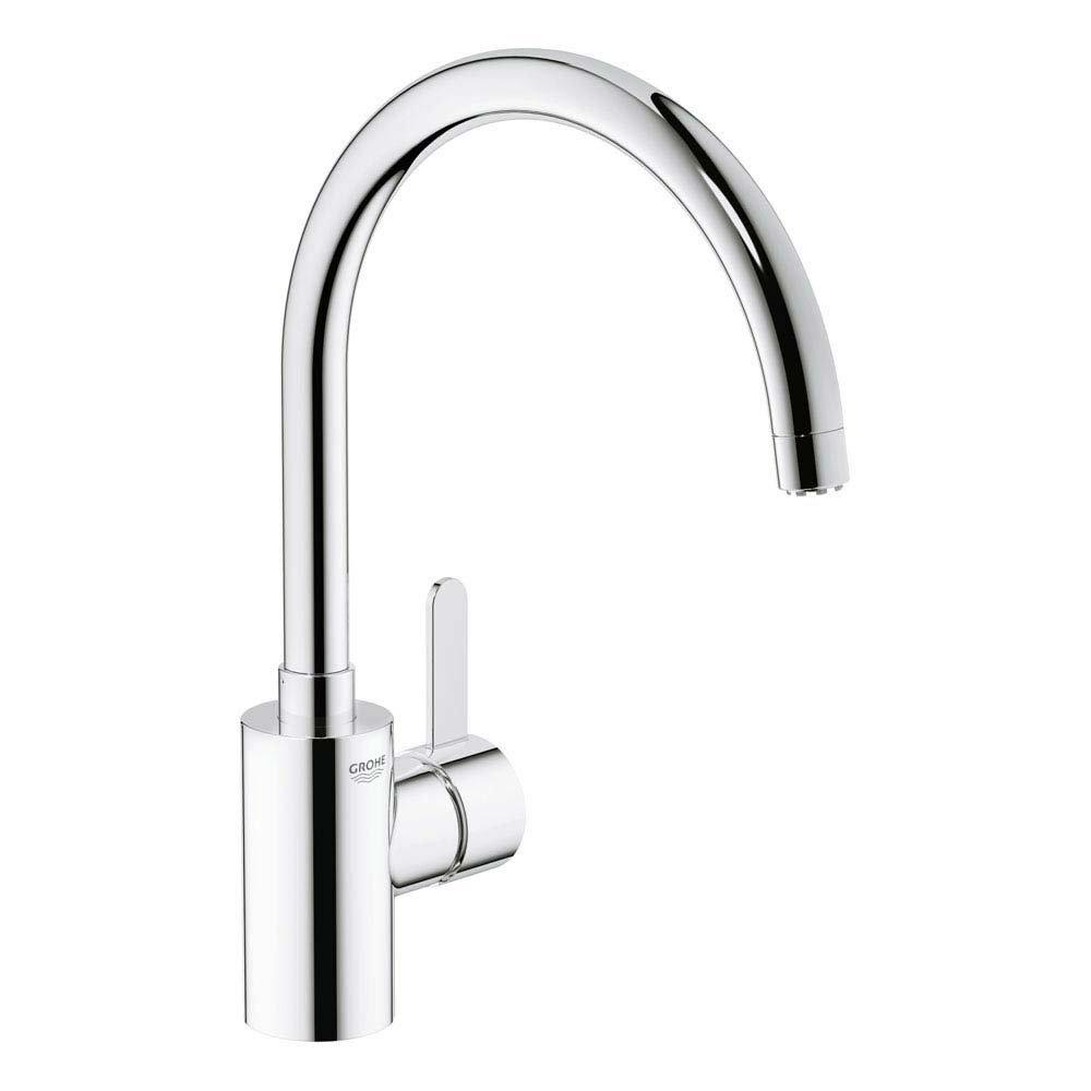 Grohe Eurosmart Cosmopolitan Kitchen Sink Mixer - 31180000 profile large image view 1