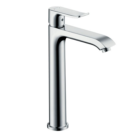 hansgrohe Metris Single Lever Basin Mixer 200 with Pop-up Waste - 31183000