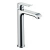 hansgrohe Metris Single Lever Basin Mixer 200 with Pop-up Waste - 31183000 profile small image view 1