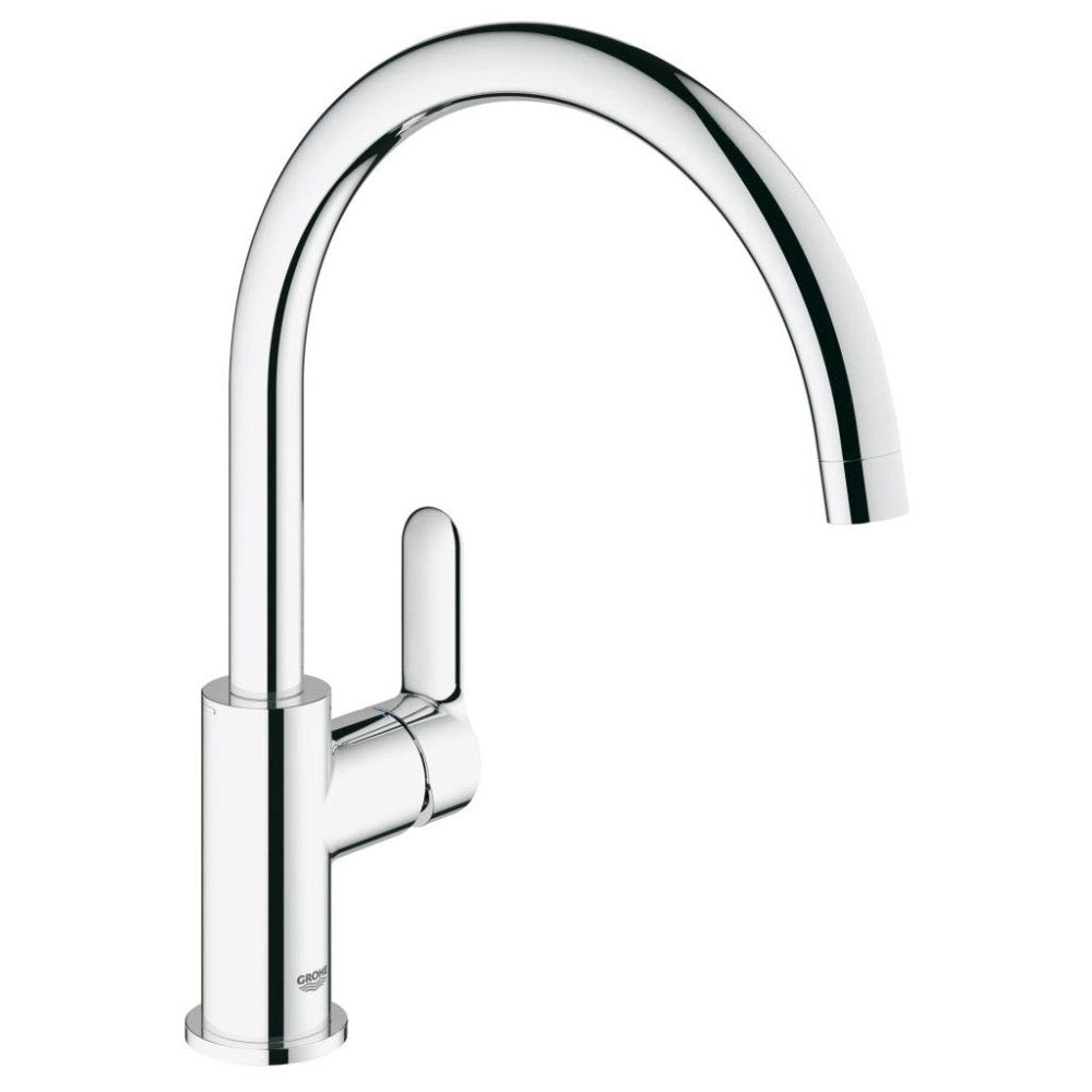 Grohe BauEdge Kitchen Sink Mixer - 31367000 Large Image