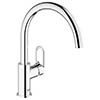 Grohe BauLoop Kitchen Sink Mixer - 31368000 profile small image view 1