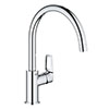 Grohe BauLoop Kitchen Sink Mixer - 31368001 profile small image view 1