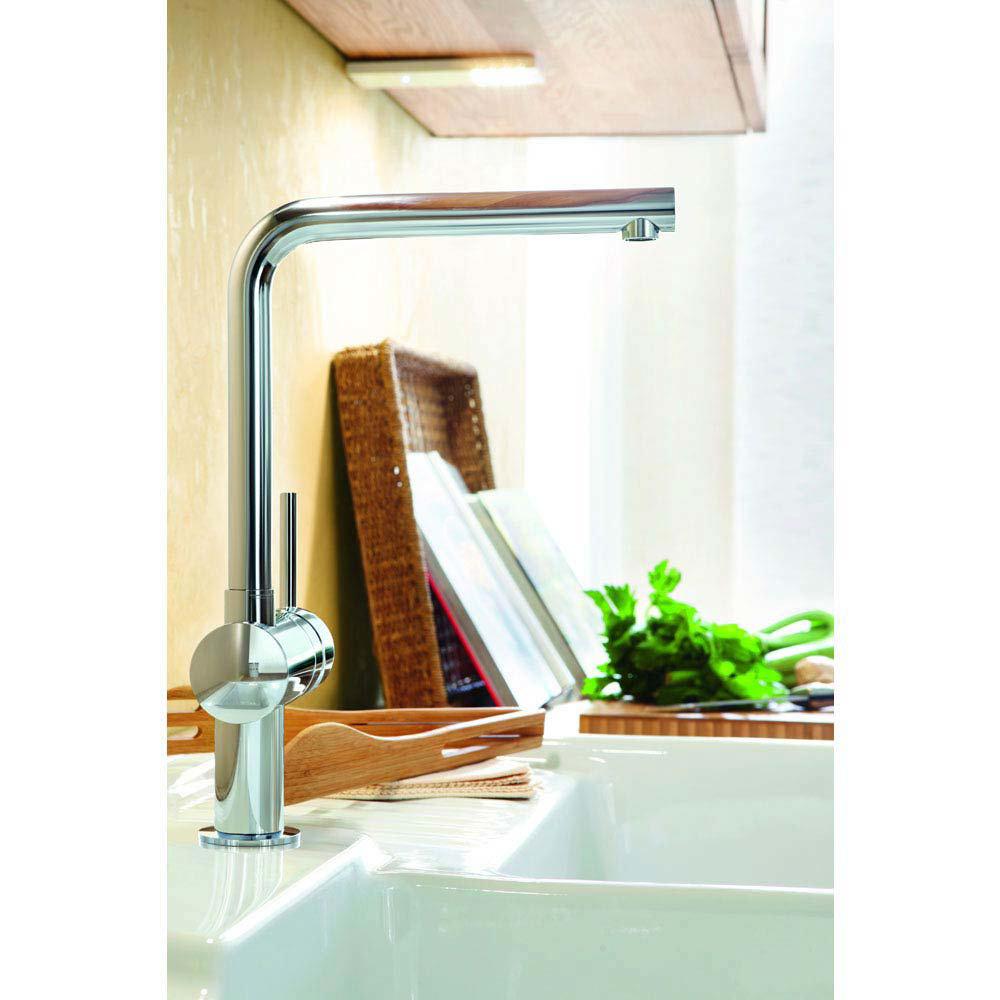 Grohe Minta Kitchen Sink Mixer - Chrome - 31375000  Profile Large Image