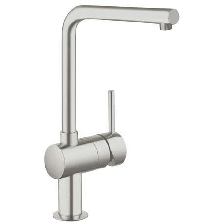 Grohe Minta Kitchen Sink Mixer - SuperSteel - 31375DC0