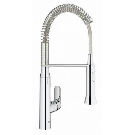 Grohe K7 Kitchen Sink Mixer with Professional Spray - Chrome - 31379000