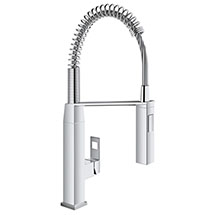 GROHE Kitchen Taps | Mixer Taps & Pull Out Spray | Victorian Plumbing