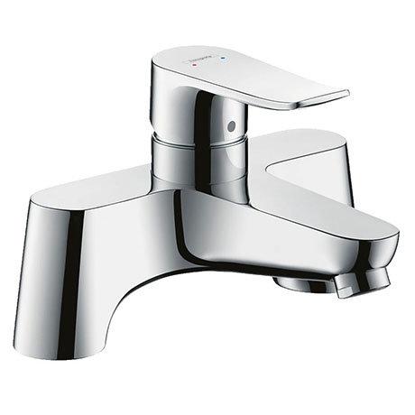hansgrohe Metris Manual Single Lever Bath Mixer (Low Pressure) - 31423000