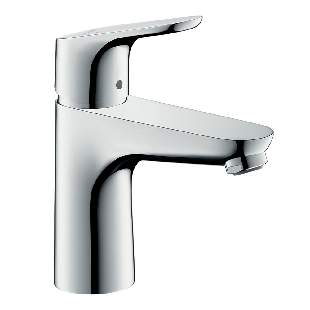 hansgrohe Focus Single Lever Basin Mixer 100 CoolStart without Waste - 31509000