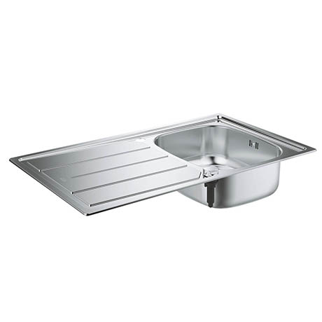 Grohe K200 1.0 Bowl Stainless Steel Kitchen Sink - 31552SD0